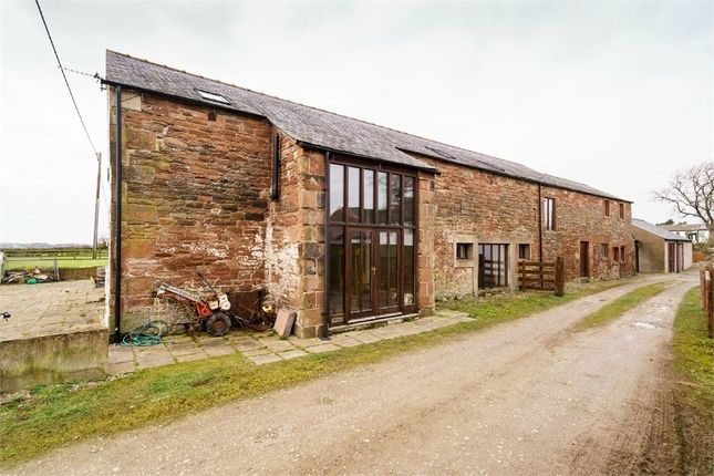 Thumbnail Detached house for sale in Oulton, Wigton, Cumbria
