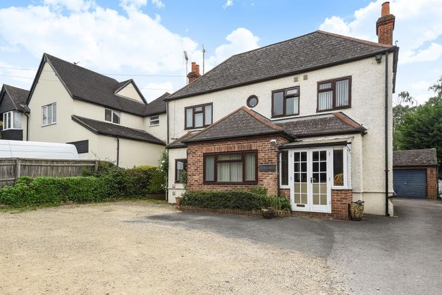 Thumbnail Detached house for sale in London Road, Newbury