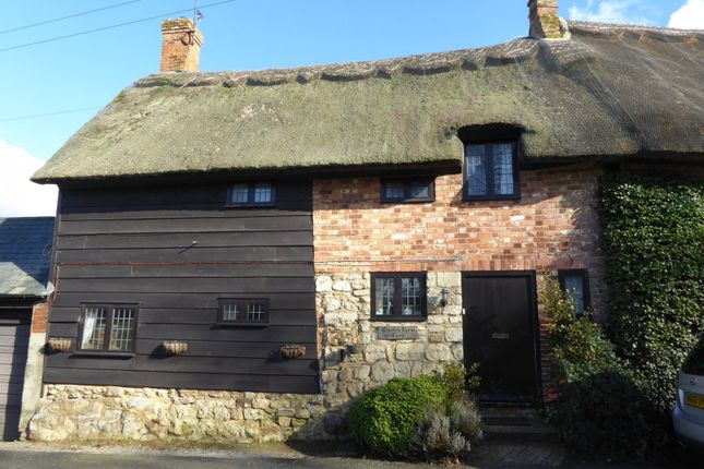 Thumbnail Cottage to rent in Church Farm Barn, Aston Abbotts