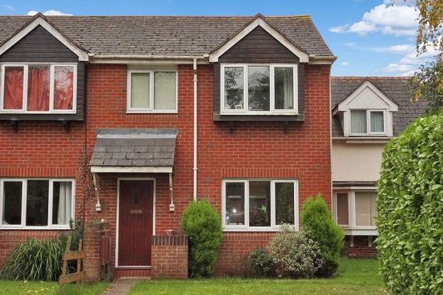 Thumbnail Terraced house for sale in Dawlish Road, Alphington, Exeter