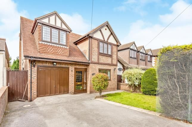 Thumbnail Detached house for sale in Orchard Avenue, Shirley, Croydon, Surrey