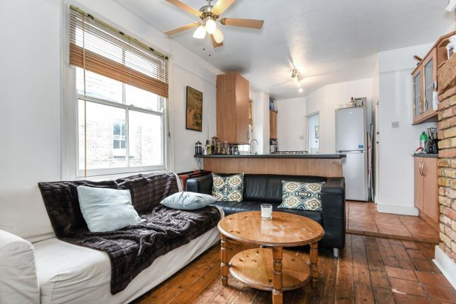 Thumbnail Maisonette for sale in Penwith Road, London