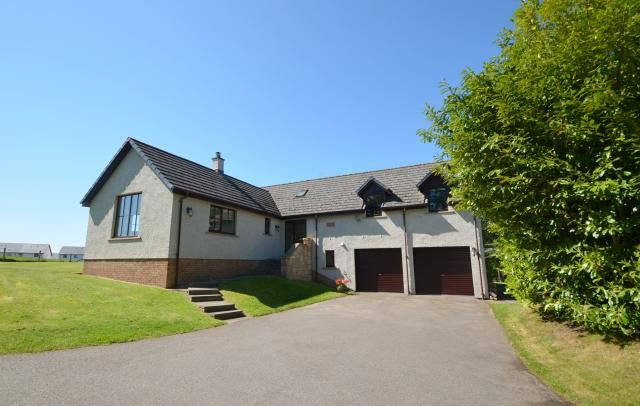 Thumbnail Detached house for sale in Kingsteps House, Lochloy Road, Nairn