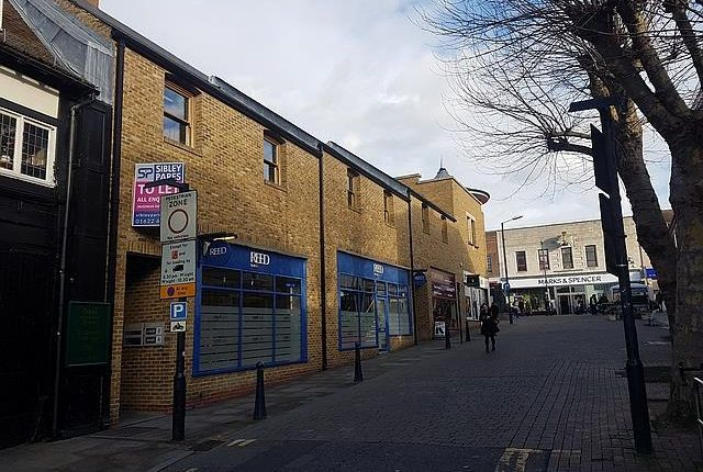 Thumbnail Retail premises to let in Earl Street, Maidstone, Kent