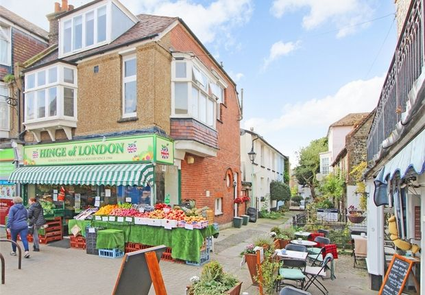 Thumbnail Maisonette for sale in High Street, Broadstairs