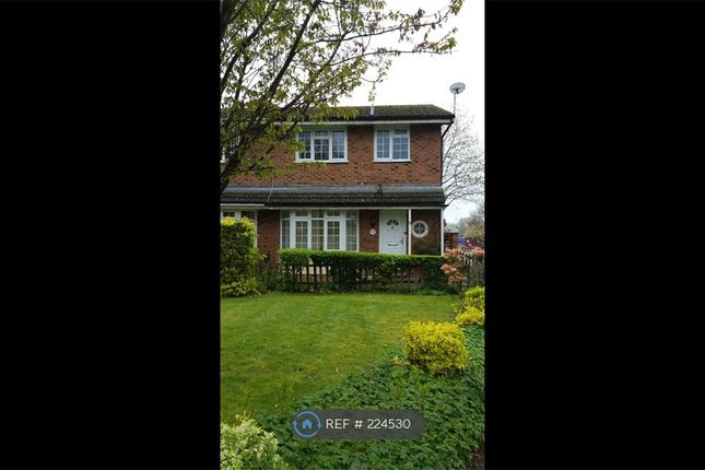 Thumbnail Semi-detached house to rent in Tile Barn Close, Farnborough