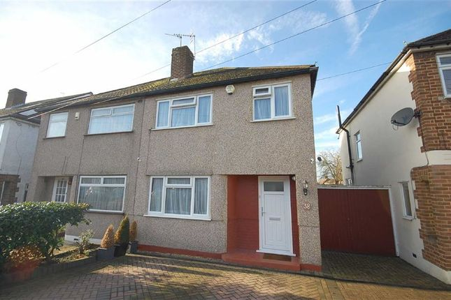 3 bed semi-detached house for sale in Parkfield Crescent, Ruislip
