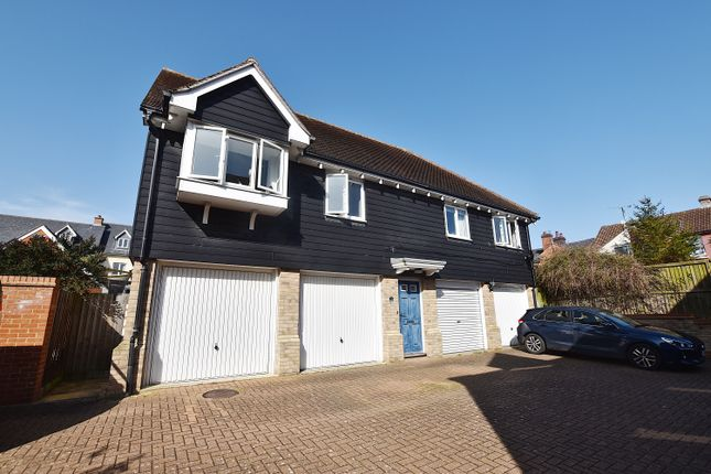 Detached house for sale in Rouse Way, Colchester
