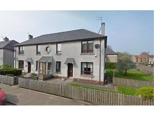 Thumbnail Flat to rent in Cochrane Street, Bathgate