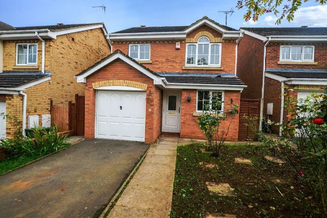 Thumbnail Detached house to rent in Rawlings Court, Oadby, Leicester