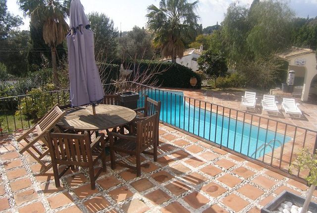 Pool & Terrace Views