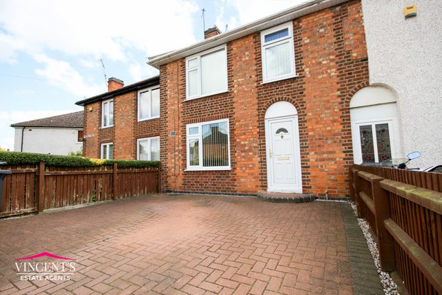 3 bed town house for sale in Folville Rise, Leicester