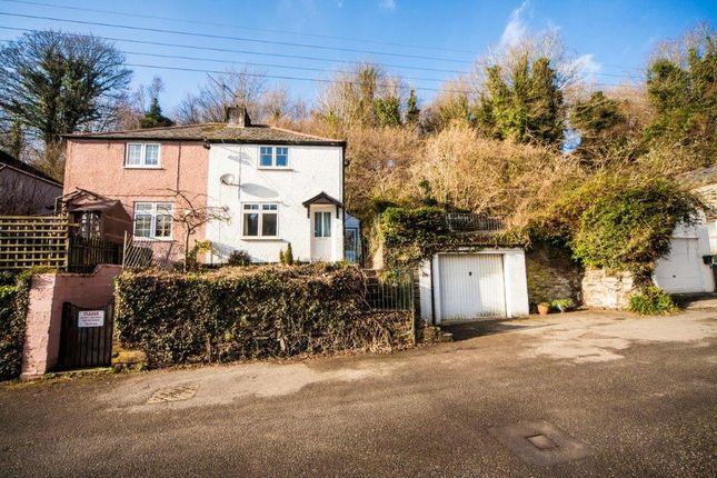 Thumbnail Semi-detached house for sale in Trenant Vale, Wadebridge