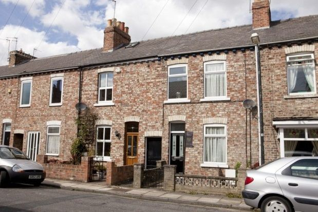 Thumbnail Property to rent in Harrison Street, Heworth, York