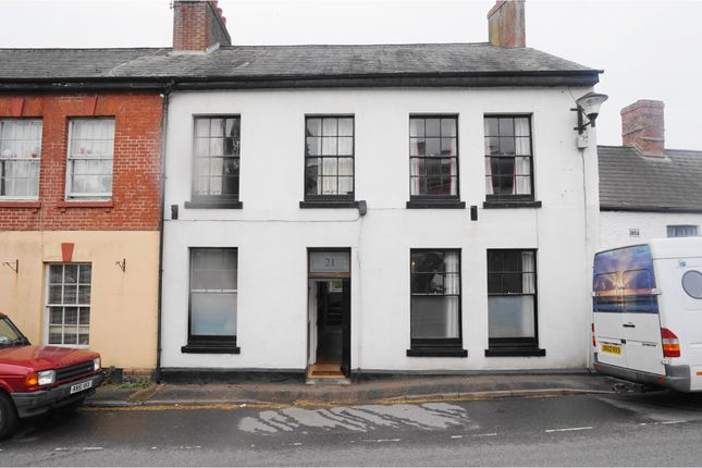 Thumbnail Terraced house for sale in The Square, Uffculme
