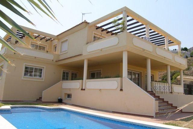Pool And Villa of Spain, Málaga, Benalmádena, Benalmádena Pueblo