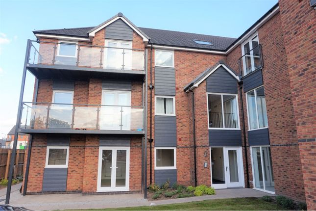 Thumbnail Flat for sale in Cadet Drive, Shirley