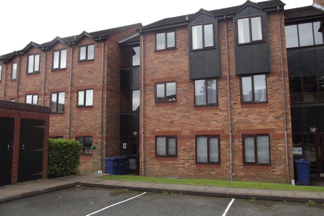 Thumbnail Flat to rent in Woottons Court, Stoney Croft, Cannock