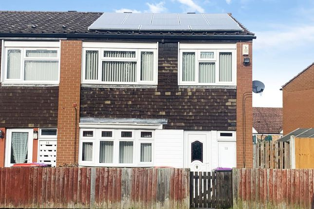 Thumbnail Property to rent in Cedar Close, Overdale, Telford