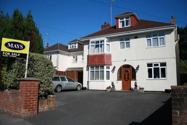Thumbnail Detached house for sale in Anthonys Avenue, Canford Cliffs, Poole