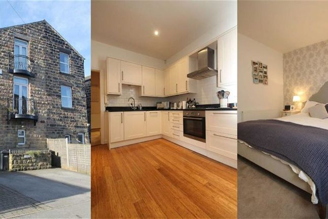 Thumbnail Town house for sale in Valley Mount, Harrogate, North Yorkshire