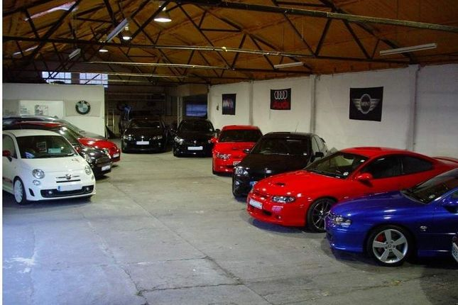 Thumbnail Parking/garage for sale in Unit 4 Forge Road, Bordon