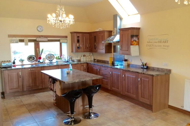 Thumbnail Detached house for sale in Inverkeithny, Huntly, Aberdeenshire