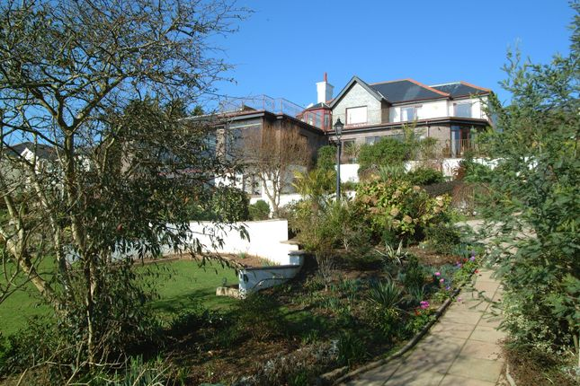 Thumbnail Property for sale in Ilsham Marine Drive, Torquay