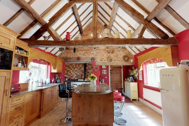 Kitchen of Coughton Fields Lane, Coughton, Alcester B49