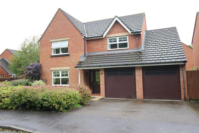 Thumbnail Detached house for sale in Viaduct Way, Bassaleg, Newport