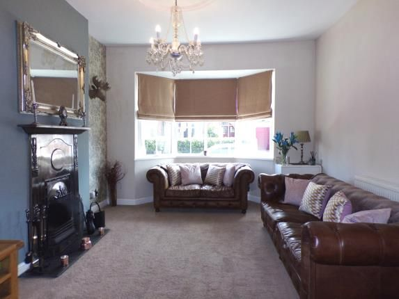 Lounge of Broad Street, Syston, Leicester, Leicestershire LE7