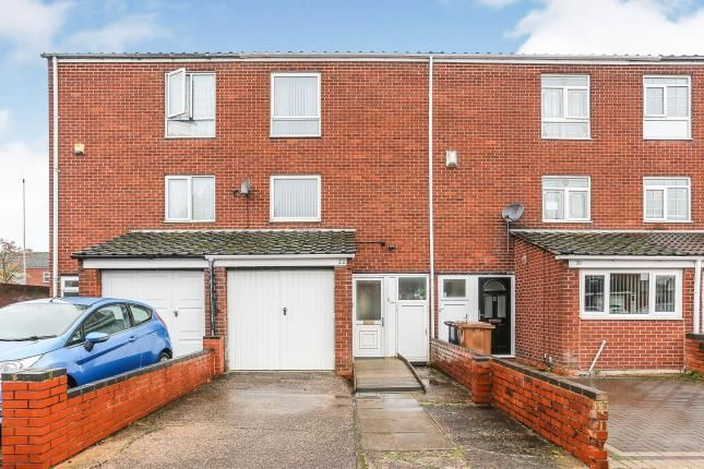 Thumbnail 3 bed terraced house for sale in Morgan Grove, Smiths Wood, Birmingham, .
