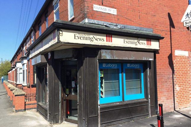 Thumbnail Retail premises for sale in Bank Street, Manchester