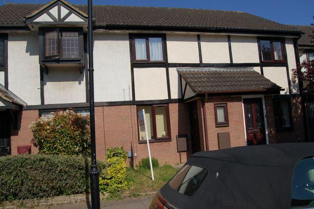 Thumbnail Terraced house for sale in Hurst Grove, Bedford