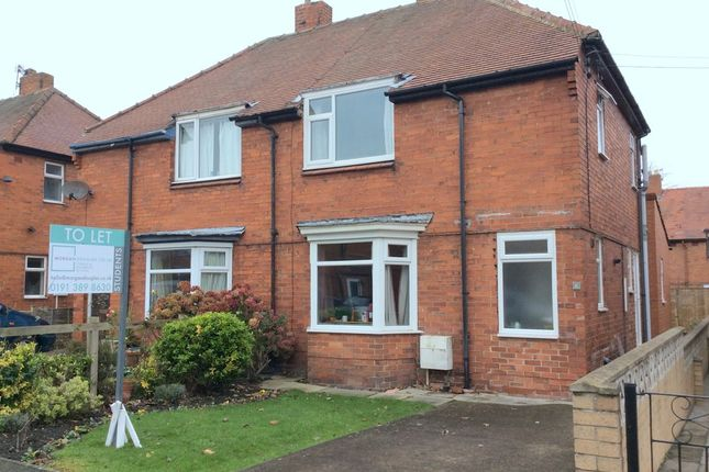 Thumbnail Detached house to rent in Park House Road, Durham