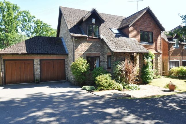 4 bed detached house for sale in Bentley Copse, Camberley