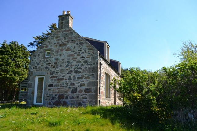 Thumbnail Flat to rent in Califer Hill Cottage, By Forres