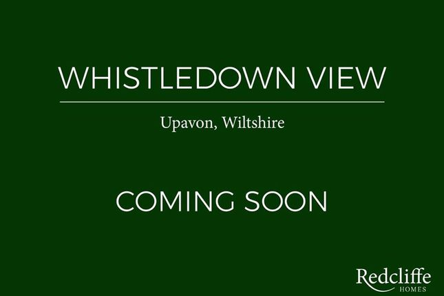 Thumbnail Bungalow for sale in Whistledown View, Upavon, Wiltshire