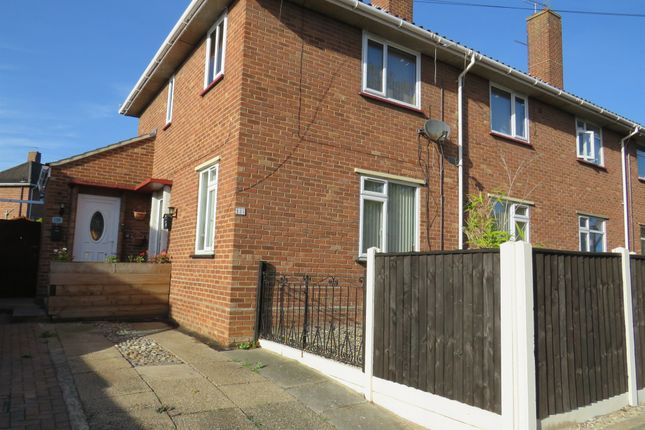 Thumbnail Bungalow for sale in Theobald Road, Norwich