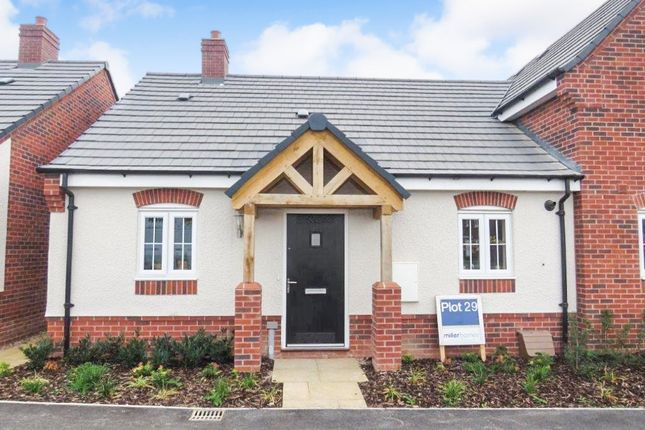 Thumbnail Semi-detached bungalow for sale in Luke Lane, Brailsford, Ashbourne