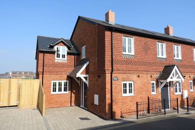Thumbnail End terrace house for sale in Nightingale Terrace, Linden Road, Leatherhead