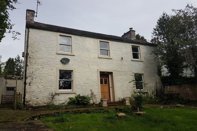 Thumbnail Detached house to rent in Well Road, Moffat