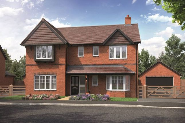 """Thumbnail Detached house for sale in """"The Osmore"""" at School Road, Salford Priors, Evesham"""