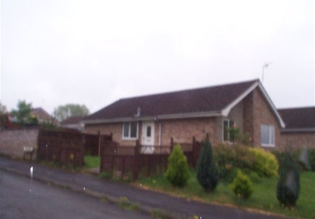 Thumbnail Detached bungalow to rent in Mushet Place, Coleford