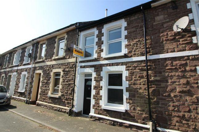 Thumbnail Terraced house for sale in St Helens Road, Abergavenny, Monmouthshire