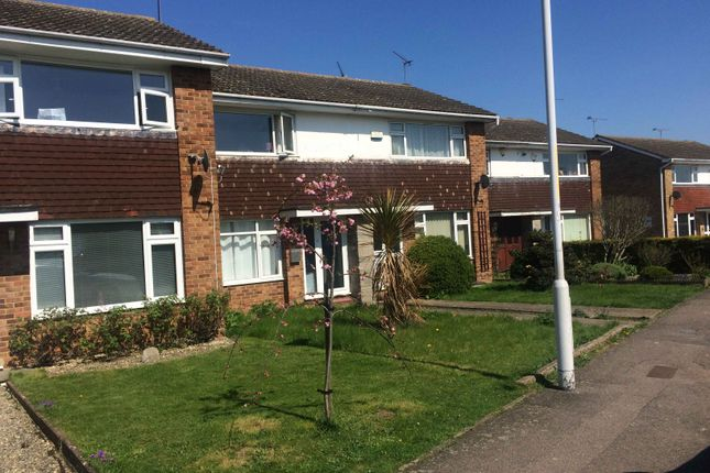 Thumbnail Terraced house to rent in Hilton Drive, Sittingbourne, Kent