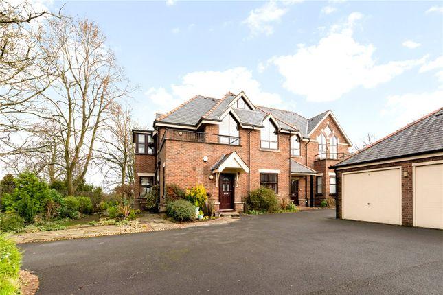 Thumbnail Flat for sale in The Poplars, Warford Park, Faulkners Lane, Mobberley