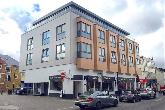 Thumbnail Flat for sale in Hanover House, High Street, Brentwood, Essex