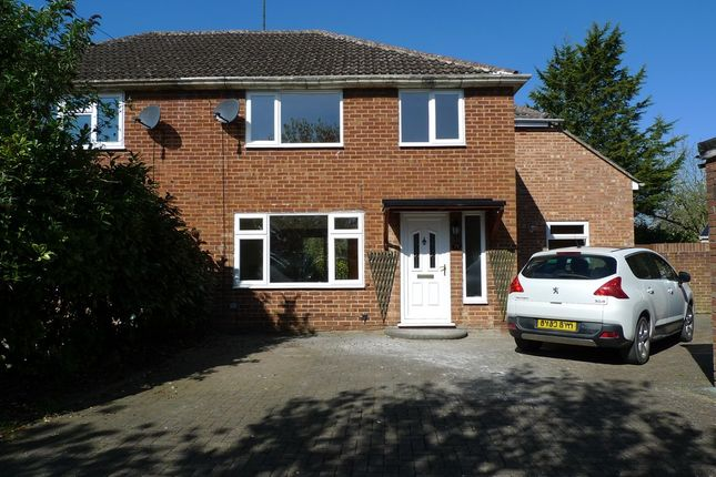 4 bed semi-detached house to rent in Lock Crescent, Kidlington