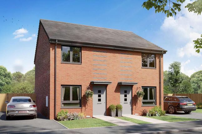 2 bed semi-detached house for sale in Easthorpe Road, Great Gonerby, Grantham NG31